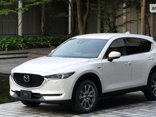 купить новое авто Мазда СХ-5 2020 года от официального дилера Mazda на Грушевского Мазда фото