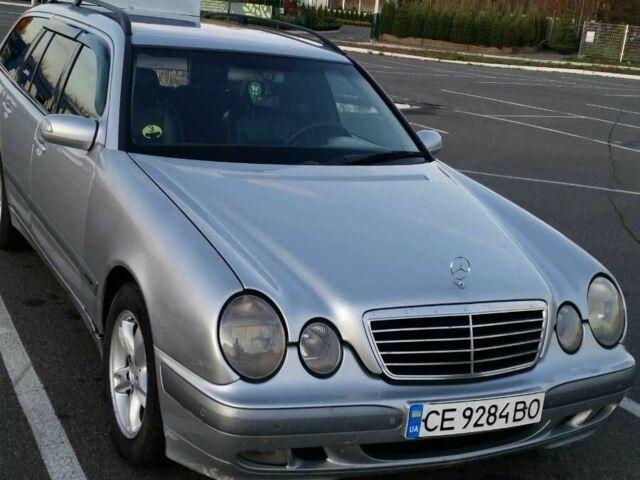Серый Мерседес 320, объемом двигателя 3.22 л и пробегом 349 тыс. км за 6900 $, фото 1 на Automoto.ua