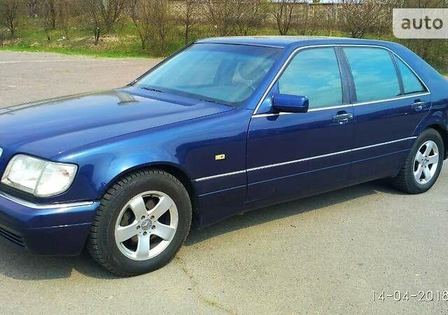 Синий Мерседес А 140, объемом двигателя 0 л и пробегом 300 тыс. км за 6900 $, фото 1 на Automoto.ua