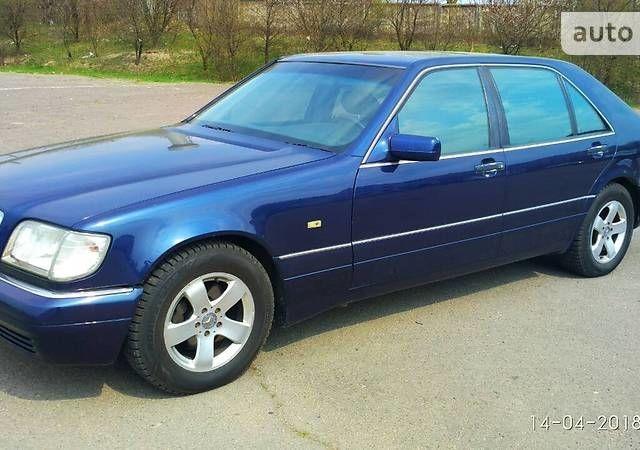 Синій Мерседес А 140, об'ємом двигуна 0 л та пробігом 300 тис. км за 6900 $, фото 1 на Automoto.ua