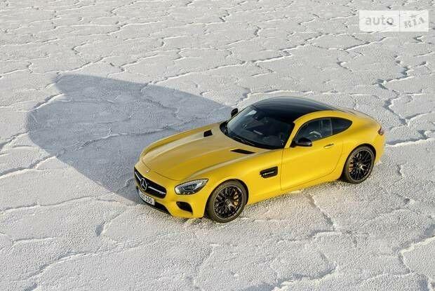 Мерседес AMG GT, объемом двигателя 0 л и пробегом 1 тыс. км за 151481 $, фото 1 на Automoto.ua