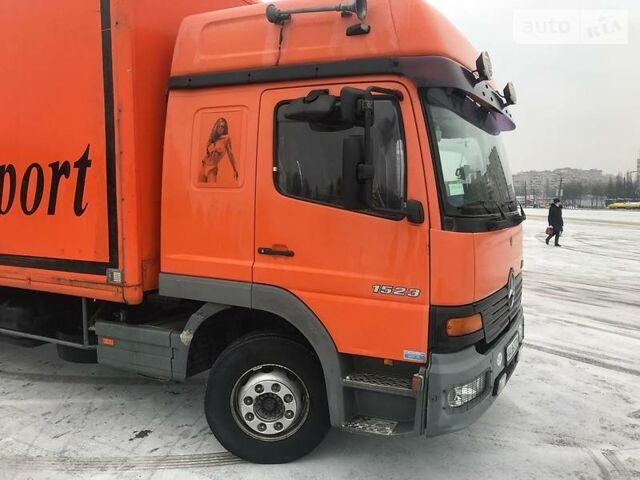 Мерседес Атего, об'ємом двигуна 6.4 л та пробігом 652 тис. км за 16000 $, фото 1 на Automoto.ua