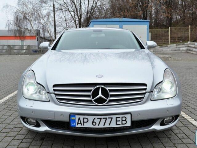Срібний Мерседес ЦЛС-Клас, об'ємом двигуна 3.5 л та пробігом 210 тис. км за 16900 $, фото 1 на Automoto.ua