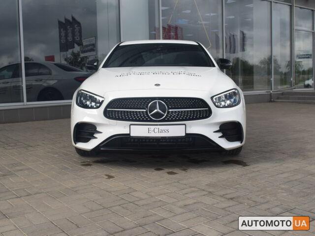 купить новое авто Мерседес E 220 2020 года от официального дилера АвтоДом Одесса Мерседес фото