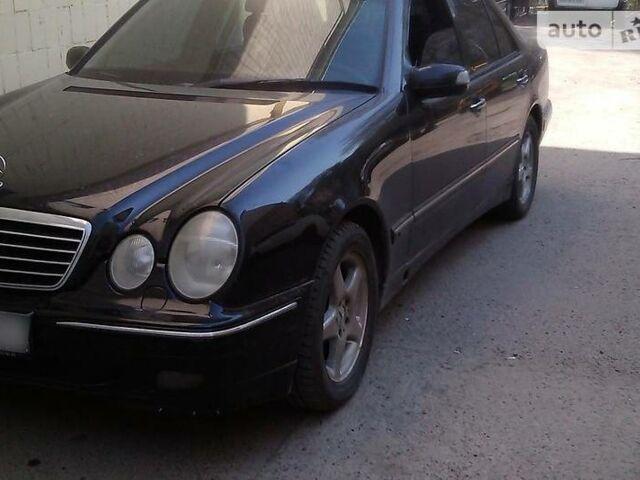 Черный Мерседес Е 280, объемом двигателя 2.8 л и пробегом 150 тыс. км за 8500 $, фото 1 на Automoto.ua