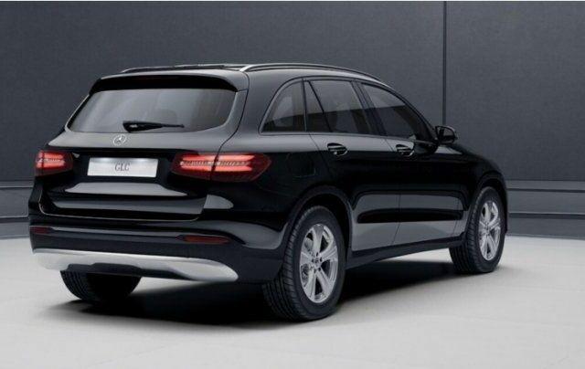 Черный Мерседес ГЛЦ-Класс, объемом двигателя 2.2 л и пробегом 1000 тыс. км за 62970 $, фото 1 на Automoto.ua