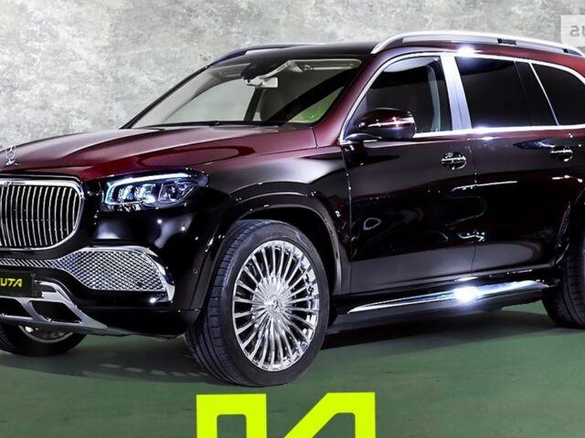 купить новое авто Мерседес Майбах 2021 года от официального дилера MARUTA.CARS Мерседес фото