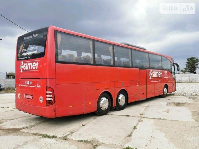 Красный Мерседес O 350 (Tourismo), объемом двигателя 12 л и пробегом 900 тыс. км за 85500 $, фото 1 на Automoto.ua