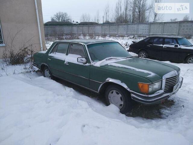 Зеленый Мерседес С 280, объемом двигателя 2.8 л и пробегом 299 тыс. км за 1450 $, фото 1 на Automoto.ua