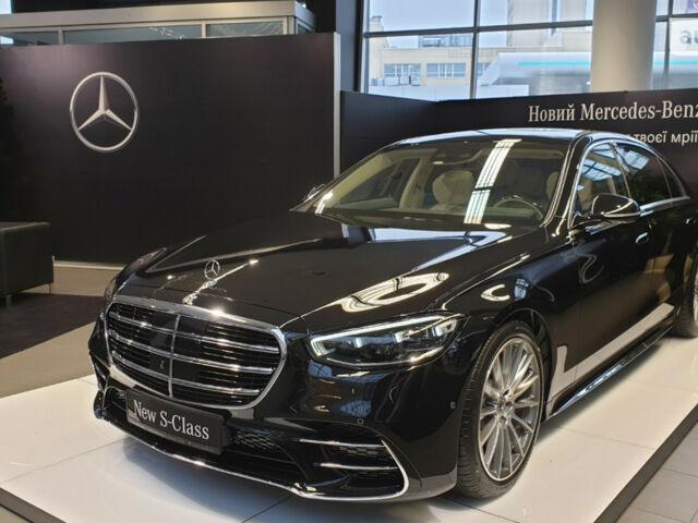 купить новое авто Мерседес С Класс 2020 года от официального дилера Автомобільний Центр Київ Мерседес фото