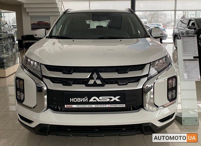 купить новое авто Мицубиси АСХ 2020 года от официального дилера Автоальянс-Запад Mitsubishi Мицубиси фото