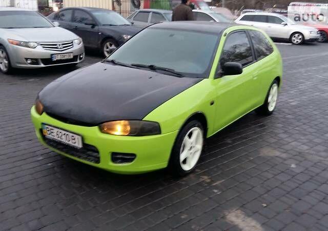 Зелений Міцубісі Кольт, об'ємом двигуна 1.3 л та пробігом 250 тис. км за 2900 $, фото 1 на Automoto.ua