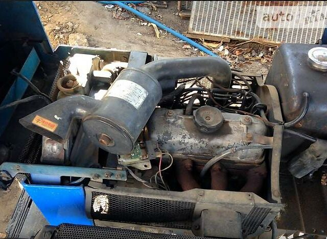 Синий Мицубиси Д1550, объемом двигателя 0.8 л и пробегом 1 тыс. км за 3300 $, фото 1 на Automoto.ua