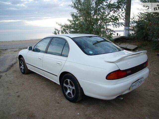 Білий Міцубісі Етерна, об'ємом двигуна 1.8 л та пробігом 298 тис. км за 2900 $, фото 1 на Automoto.ua