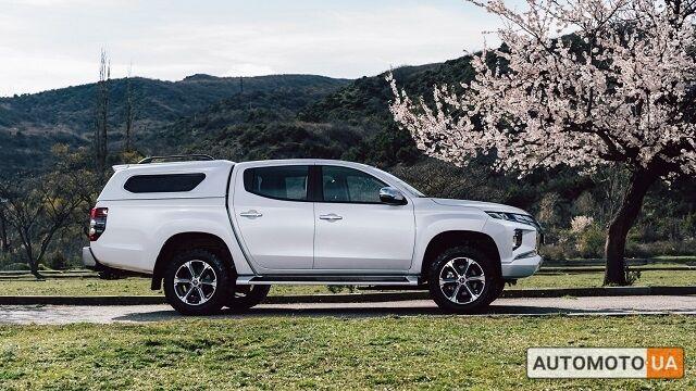 купить новое авто Мицубиси Л 200 2021 года от официального дилера Автоальянс-Запад Mitsubishi Мицубиси фото
