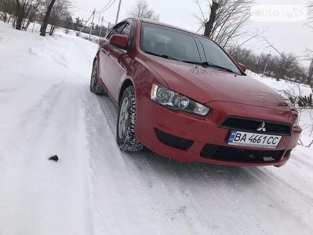 Червоний Міцубісі Лансер Х, об'ємом двигуна 1.5 л та пробігом 216 тис. км за 6900 $, фото 1 на Automoto.ua