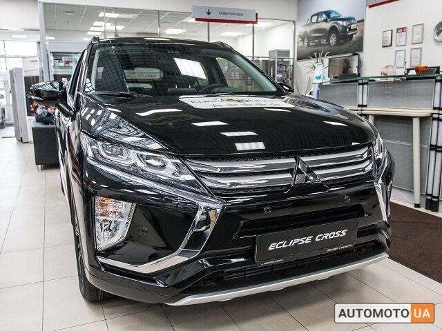 купить новое авто Мицубиси Аутлендер 2021 года от официального дилера Автоальянс-Запад Mitsubishi Мицубиси фото