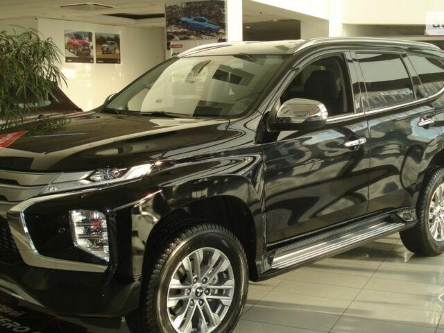 купить новое авто Мицубиси Паджеро Спорт 2021 года от официального дилера НИКО ЦЕНТР КИЕВ Мицубиси фото