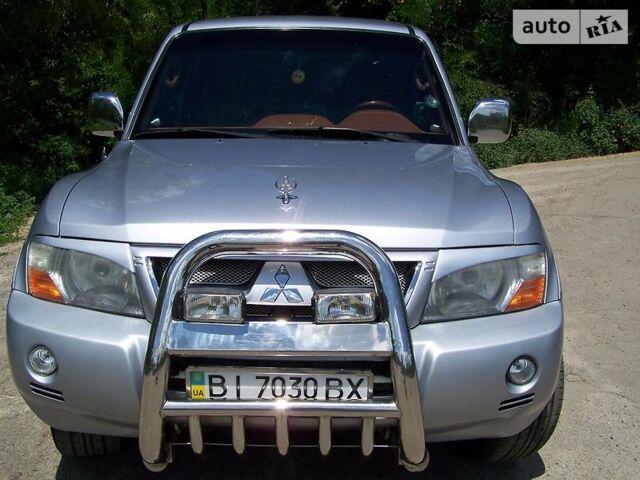 Міцубісі Паджеро Вагон, об'ємом двигуна 3 л та пробігом 222 тис. км за 12500 $, фото 1 на Automoto.ua