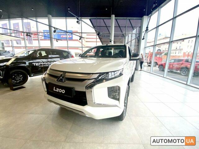 Мицубиси New L 200, объемом двигателя 2.4 л и пробегом 0 тыс. км за 34641 $, фото 1 на Automoto.ua