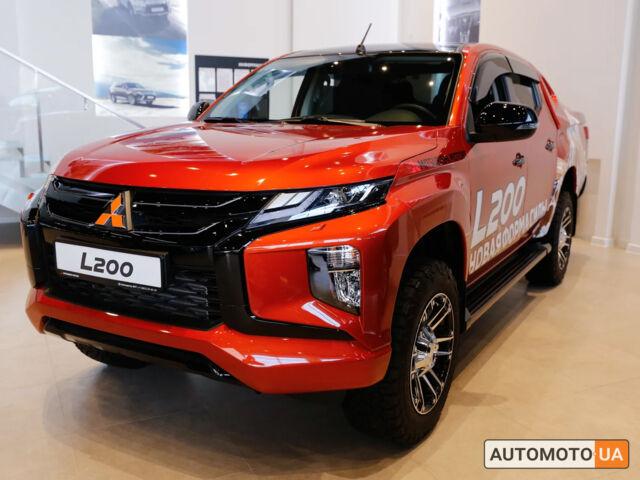 Мицубиси New L 200, объемом двигателя 2.4 л и пробегом 0 тыс. км за 37990 $, фото 1 на Automoto.ua