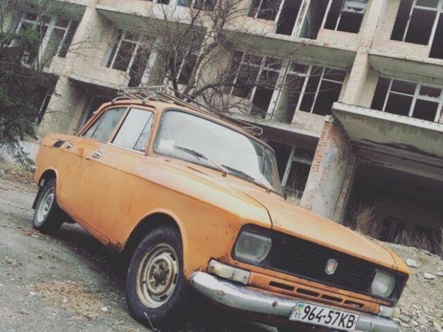 Апельсин Москвич / АЗЛК 2138, об'ємом двигуна 1.5 л та пробігом 900 тис. км за 251 $, фото 1 на Automoto.ua
