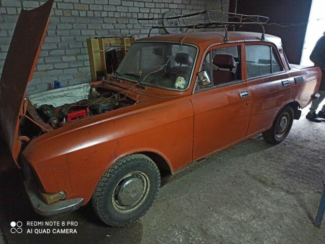 Апельсин Москвич / АЗЛК 2140, объемом двигателя 1.5 л и пробегом 10 тыс. км за 599 $, фото 1 на Automoto.ua
