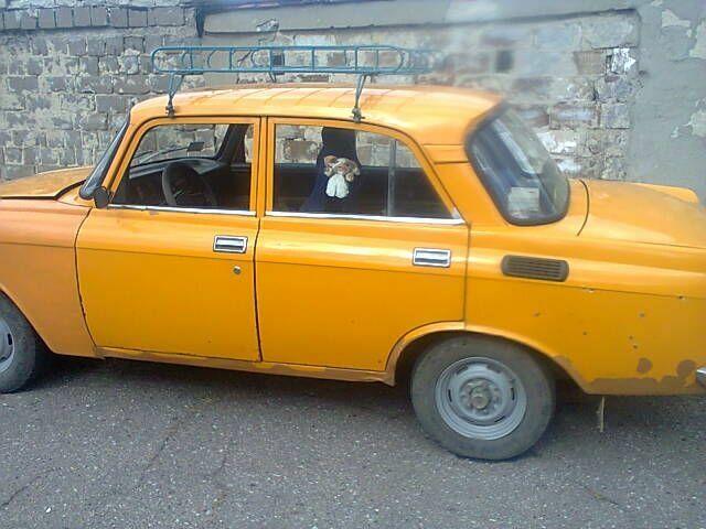 Апельсин Москвич / АЗЛК 2140, объемом двигателя 1.5 л и пробегом 104 тыс. км за 299 $, фото 1 на Automoto.ua