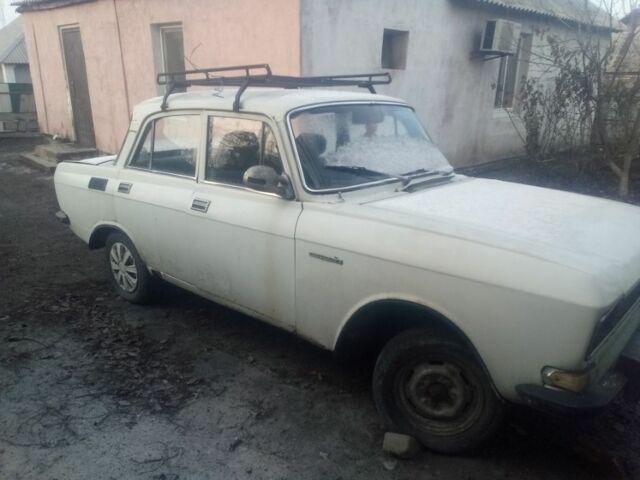 Белый Москвич / АЗЛК 2140, объемом двигателя 1.48 л и пробегом 1 тыс. км за 144 $, фото 1 на Automoto.ua