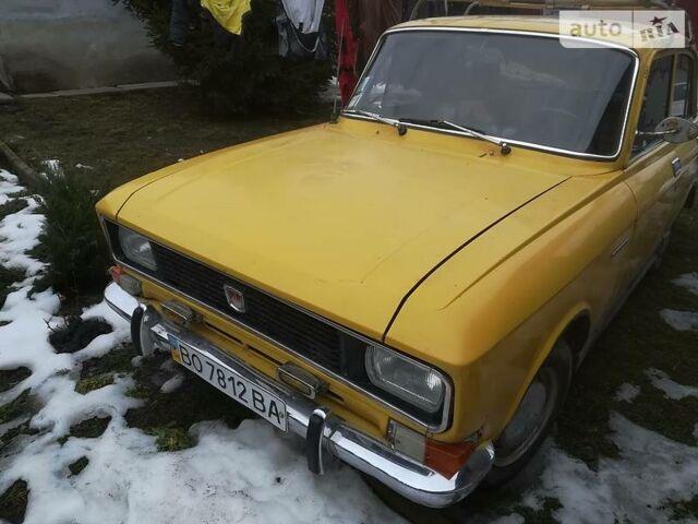 Москвич / АЗЛК 2140, об'ємом двигуна 1.5 л та пробігом 170 тис. км за 600 $, фото 1 на Automoto.ua