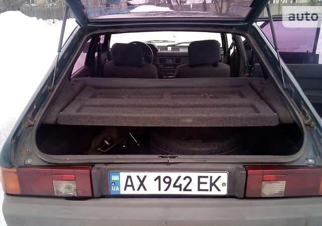 Зеленый Москвич / АЗЛК 2141, объемом двигателя 1.7 л и пробегом 145 тыс. км за 1700 $, фото 1 на Automoto.ua
