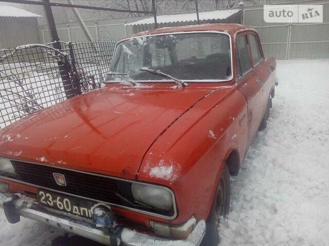 Красный Москвич / АЗЛК 412, объемом двигателя 0 л и пробегом 100 тыс. км за 450 $, фото 1 на Automoto.ua