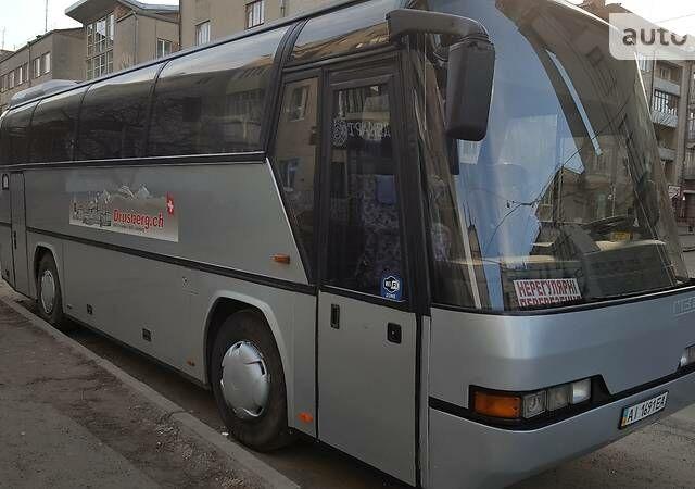 Серебряный Неоплан Н 212, объемом двигателя 11 л и пробегом 680 тыс. км за 37000 $, фото 1 на Automoto.ua