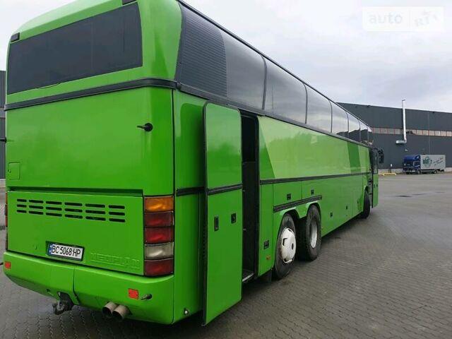 Зеленый Неоплан N 116, объемом двигателя 14.7 л и пробегом 550 тыс. км за 32500 $, фото 1 на Automoto.ua