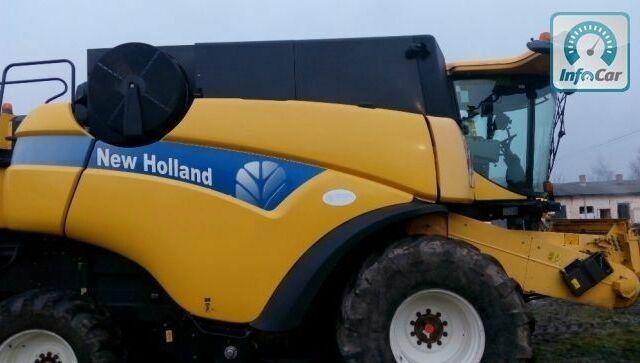 Нью Холланд ЦКС, объемом двигателя 9.6 л и пробегом 1000 тыс. км за 155427 $, фото 1 на Automoto.ua