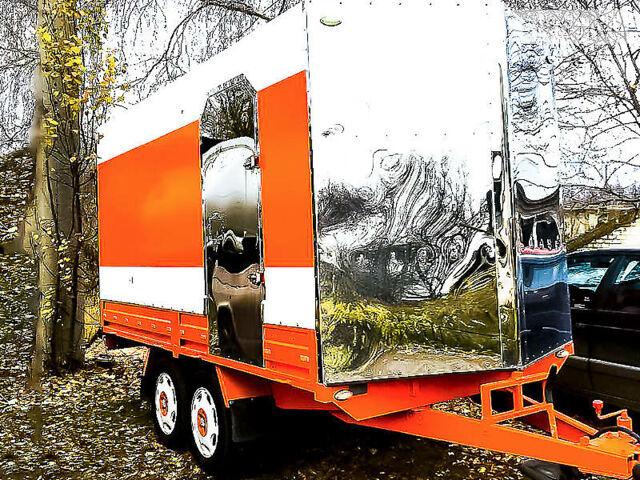 Серый Ниевиадов 2502, объемом двигателя 0 л и пробегом 1 тыс. км за 3000 $, фото 1 на Automoto.ua