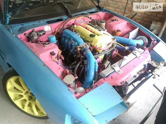 Синий Ниссан 200 СХ, объемом двигателя 2 л и пробегом 1 тыс. км за 16500 $, фото 1 на Automoto.ua
