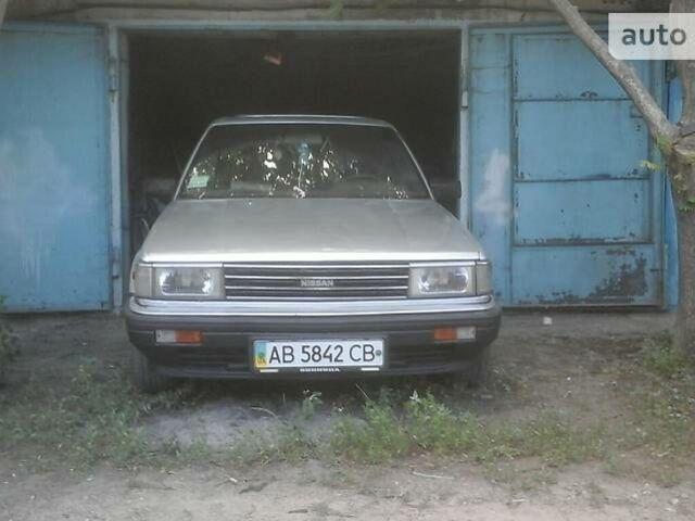 Ниссан Блюберд, объемом двигателя 2 л и пробегом 36 тыс. км за 1900 $, фото 1 на Automoto.ua