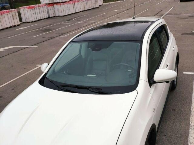 Белый Ниссан Кашкай, объемом двигателя 1.6 л и пробегом 205 тыс. км за 12000 $, фото 1 на Automoto.ua
