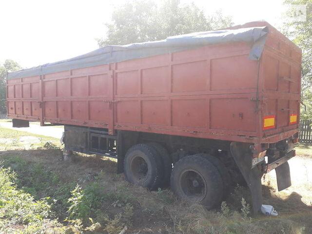 Красный ОДАЗ 9386, объемом двигателя 0 л и пробегом 999 тыс. км за 2000 $, фото 1 на Automoto.ua