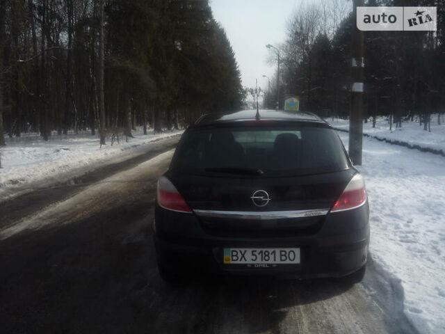 Черный Опель Астра Н, объемом двигателя 1.4 л и пробегом 187 тыс. км за 6299 $, фото 1 на Automoto.ua