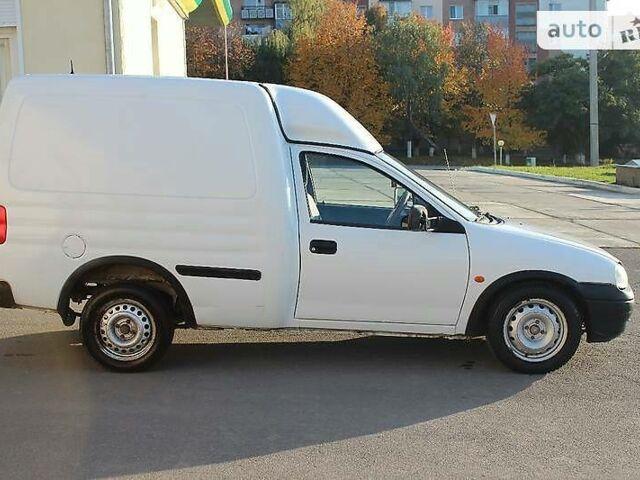Білий Опель Комбо вант., об'ємом двигуна 1.7 л та пробігом 670 тис. км за 2500 $, фото 1 на Automoto.ua