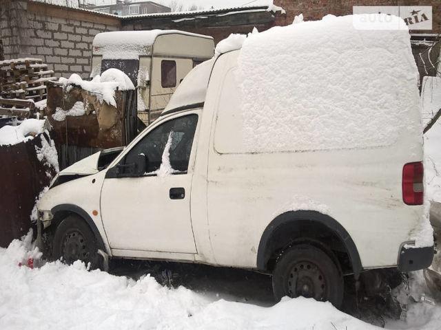 Білий Опель Комбо вант., об'ємом двигуна 1.4 л та пробігом 20 тис. км за 500 $, фото 1 на Automoto.ua