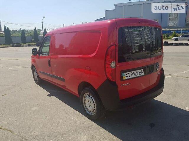 Красный Опель Комбо груз., объемом двигателя 1.4 л и пробегом 158 тыс. км за 6100 $, фото 1 на Automoto.ua