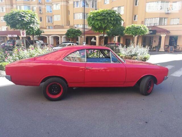 Червоний Опель Коммандор, об'ємом двигуна 3 л та пробігом 1 тис. км за 7500 $, фото 1 на Automoto.ua