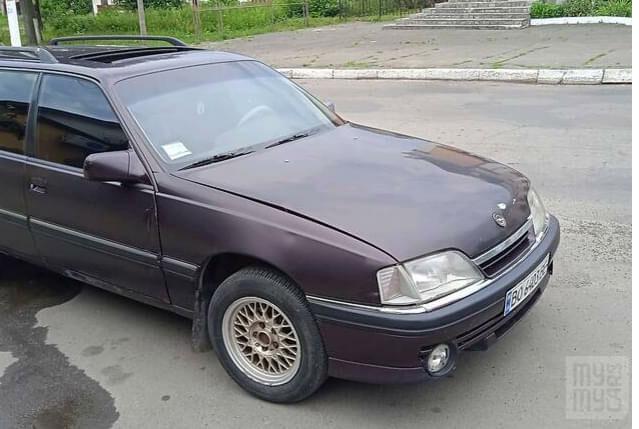 Фиолетовый Опель Омега, объемом двигателя 2 л и пробегом 350 тыс. км за 1850 $, фото 1 на Automoto.ua