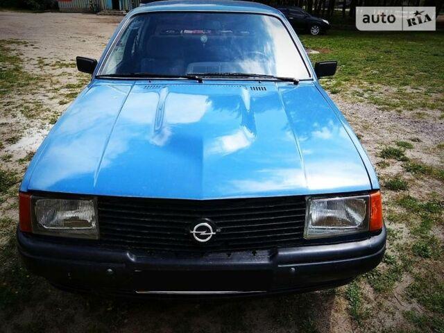 Синій Опель Рекорд, об'ємом двигуна 1.9 л та пробігом 150 тис. км за 900 $, фото 1 на Automoto.ua