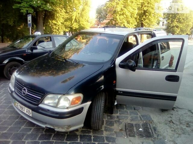 Серый Опель Синтра, объемом двигателя 2.2 л и пробегом 319 тыс. км за 3400 $, фото 1 на Automoto.ua