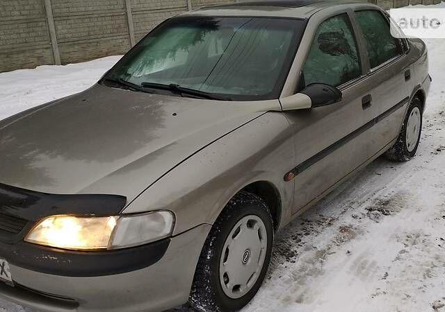 Опель Вектра Б, объемом двигателя 1.6 л и пробегом 220 тыс. км за 3600 $, фото 1 на Automoto.ua