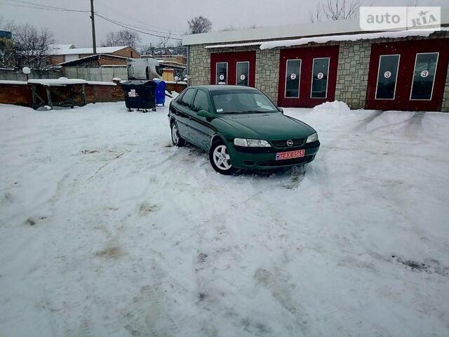 Зелений Опель Вектра Б, об'ємом двигуна 1.8 л та пробігом 296 тис. км за 3300 $, фото 1 на Automoto.ua